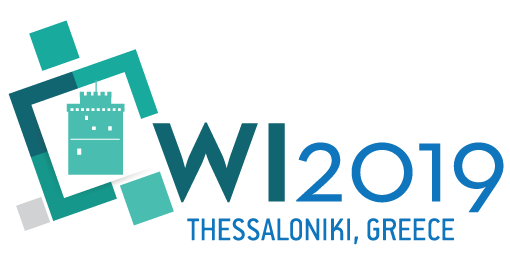 Web Intelligence 2019